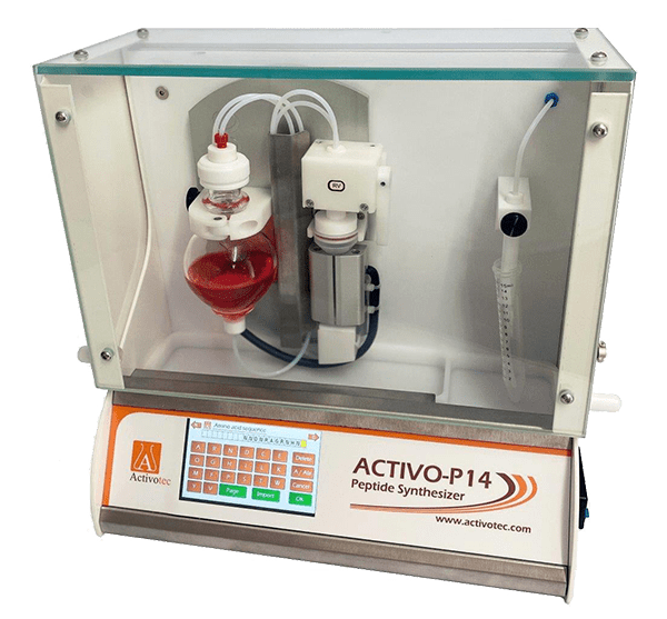 Activo-P14-Peptide-Synthesizer